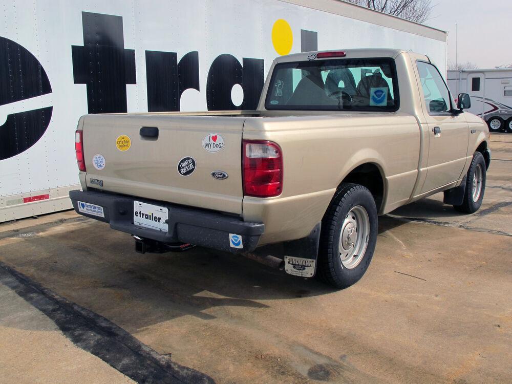 2001 Ford Ranger Curt Trailer Hitch Receiver