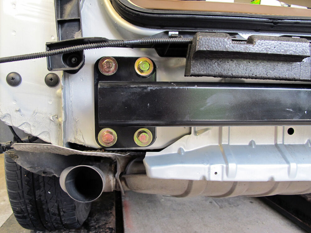 2006 porsche cayenne trailer hitch curt