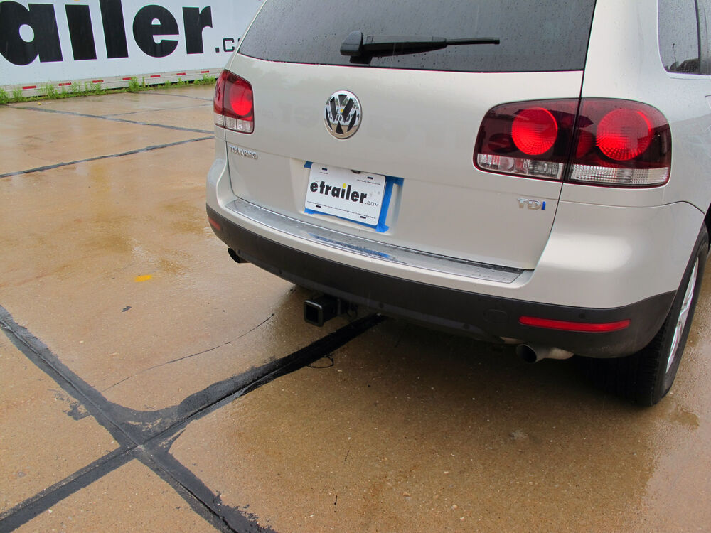 2006 Porsche Cayenne Curt Trailer Hitch Receiver