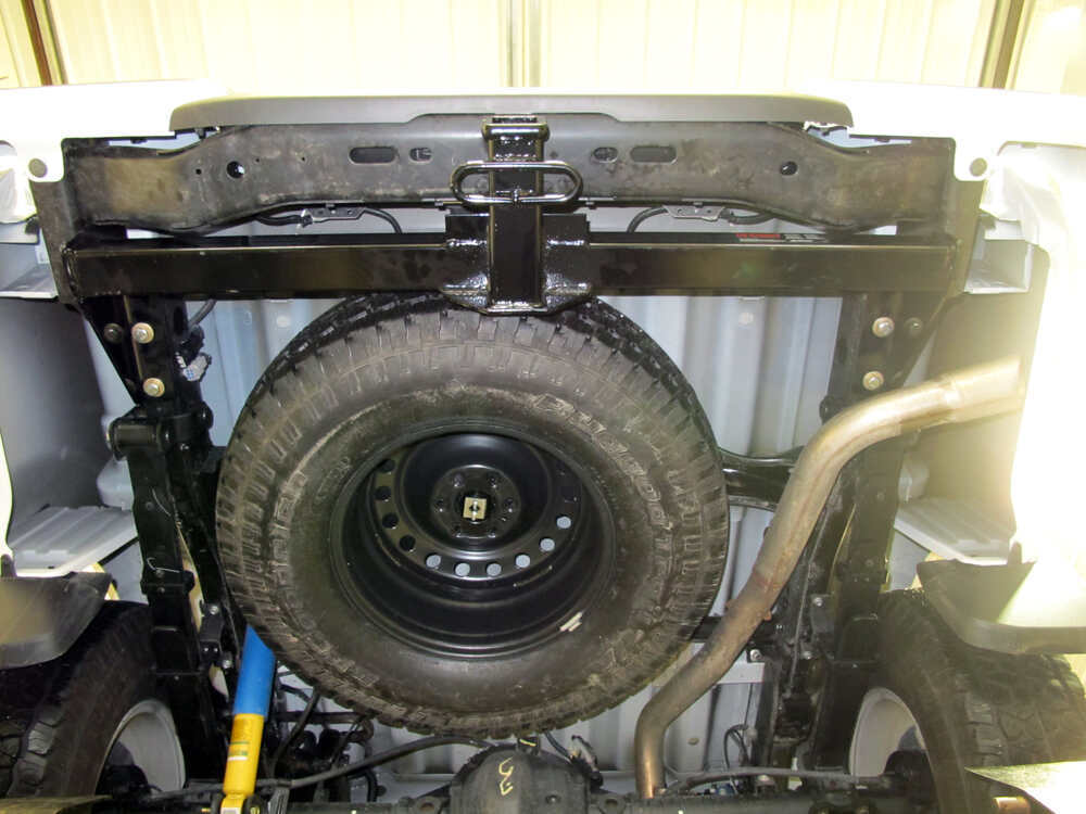 2012 Nissan Frontier Curt Trailer Hitch Receiver Custom