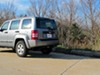 "Curt Trailer Hitch Receiver - Custom Fit - Class III - 2"" 500 lbs TW 13245 on 2012 Jeep Liberty"