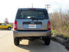 "Curt Trailer Hitch Receiver - Custom Fit - Class III - 2"" 2 Inch Hitch 13245 on 2012 Jeep Liberty"