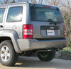 Curt Custom Fit Hitch - 13245 on 2012 Jeep Liberty