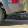 Curt Class III Trailer Hitch - 13245 on 2012 Jeep Liberty