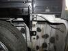Curt 6000 lbs GTW Trailer Hitch - 13250 on 2004 Dodge Sprinter