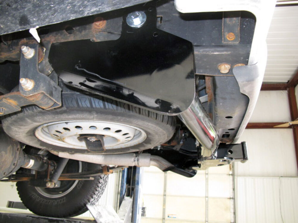 2010 gmc canyon trailer hitch curt