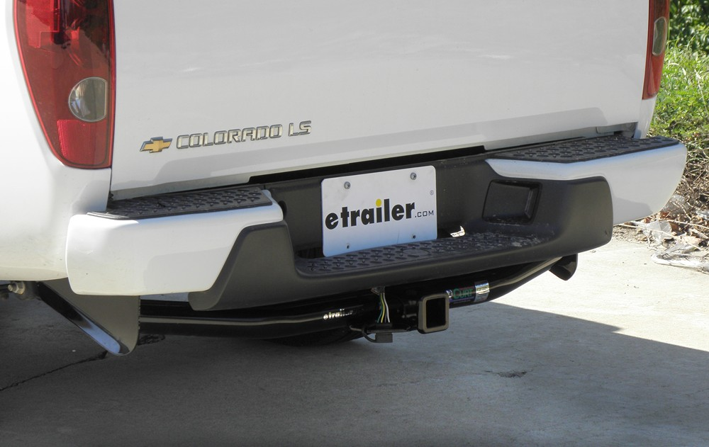 2008 Chevrolet Colorado Curt Trailer Hitch Receiver Custom Fit Cl Iii 2