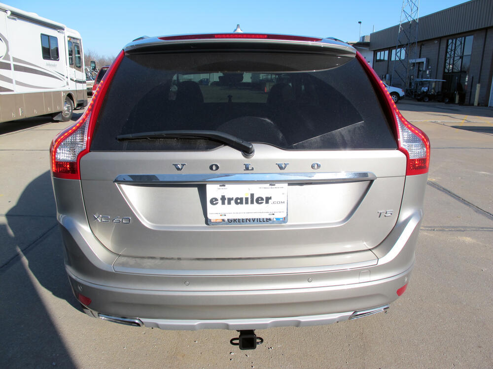 2016 volvo xc60 trailer hitch curt. Black Bedroom Furniture Sets. Home Design Ideas