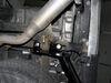13322 - 1000 lbs WD TW Curt Trailer Hitch on 2008 Chevrolet Silverado