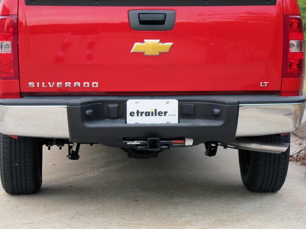 2004 Chevrolet Silverado Curt Trailer Hitch Receiver