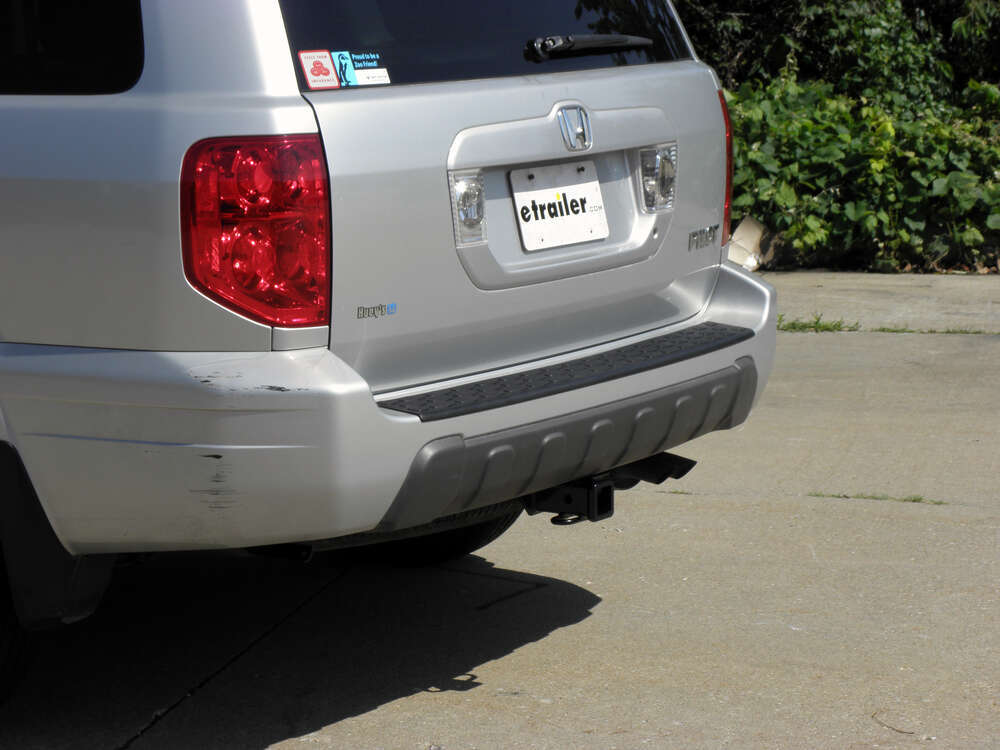 2004 Honda Pilot Curt Trailer Hitch Receiver - Custom Fit ...