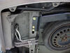 13344 - 2 Inch Hitch Curt Custom Fit Hitch on 2003 Chevrolet Venture