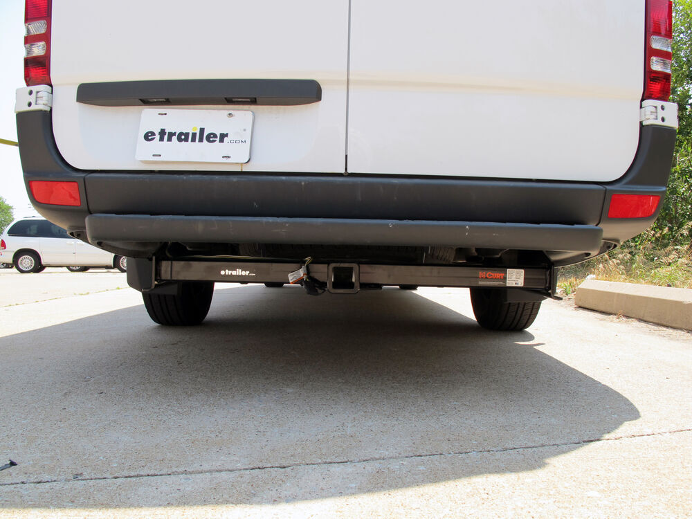 2012 mercedes benz sprinter curt trailer hitch receiver