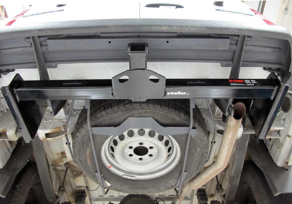 2013 mercedes benz sprinter curt trailer hitch receiver for Mercedes benz trailer hitch
