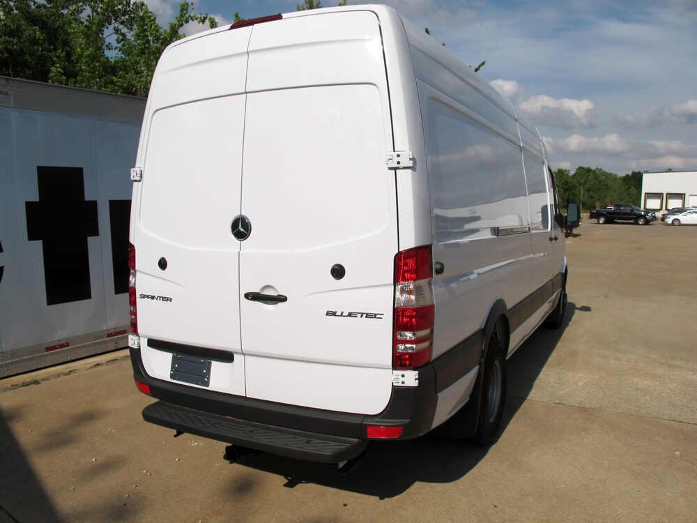 2015 mercedes benz sprinter curt trailer hitch receiver for Mercedes benz trailer hitch
