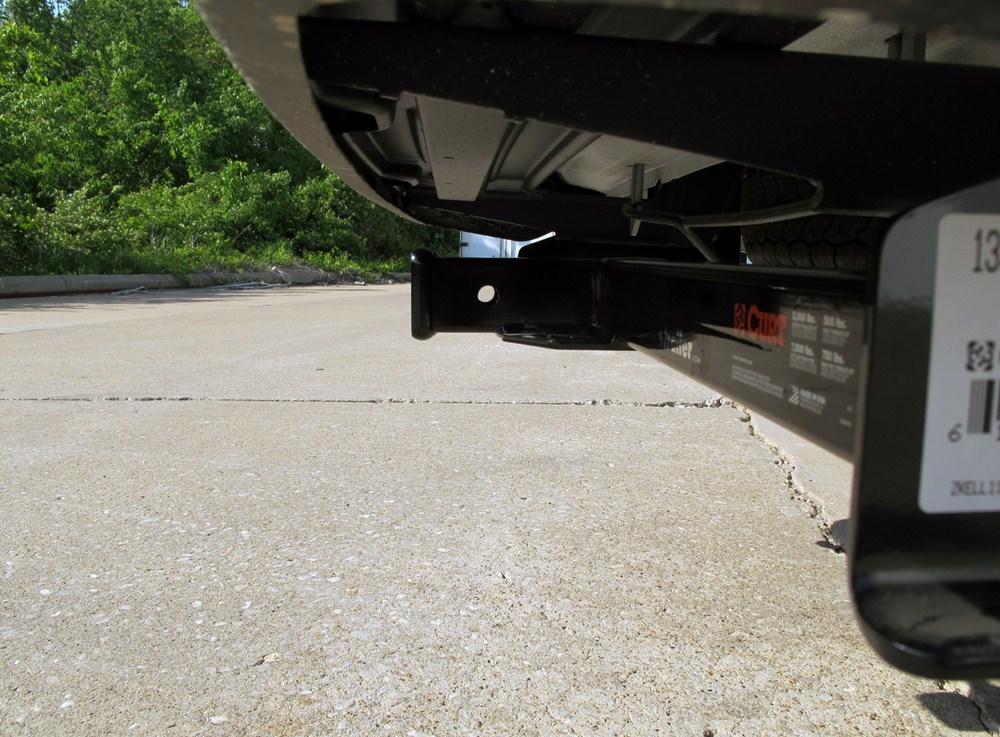 2011 Mercedes Benz Sprinter Curt Trailer Hitch Receiver