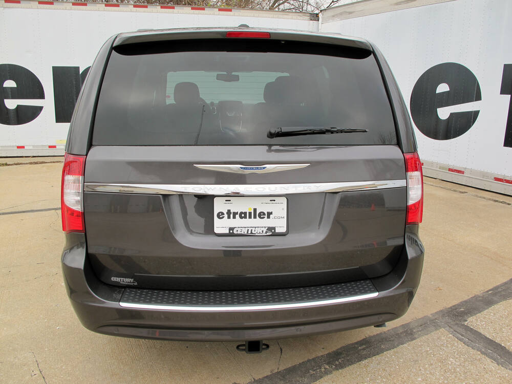 2016 chrysler town and country trailer hitch curt. Black Bedroom Furniture Sets. Home Design Ideas