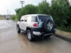 Curt Trailer Hitch - 13367 on 2008 Toyota FJ Cruiser