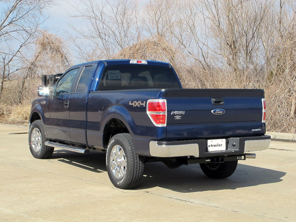 2011 ford f 150 curt trailer hitch receiver custom fit class iii 2. Black Bedroom Furniture Sets. Home Design Ideas