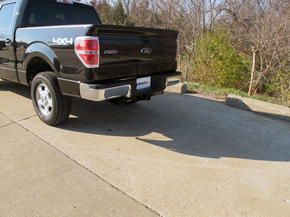 2013 ford f 150 curt trailer hitch receiver custom fit class iii 2. Black Bedroom Furniture Sets. Home Design Ideas