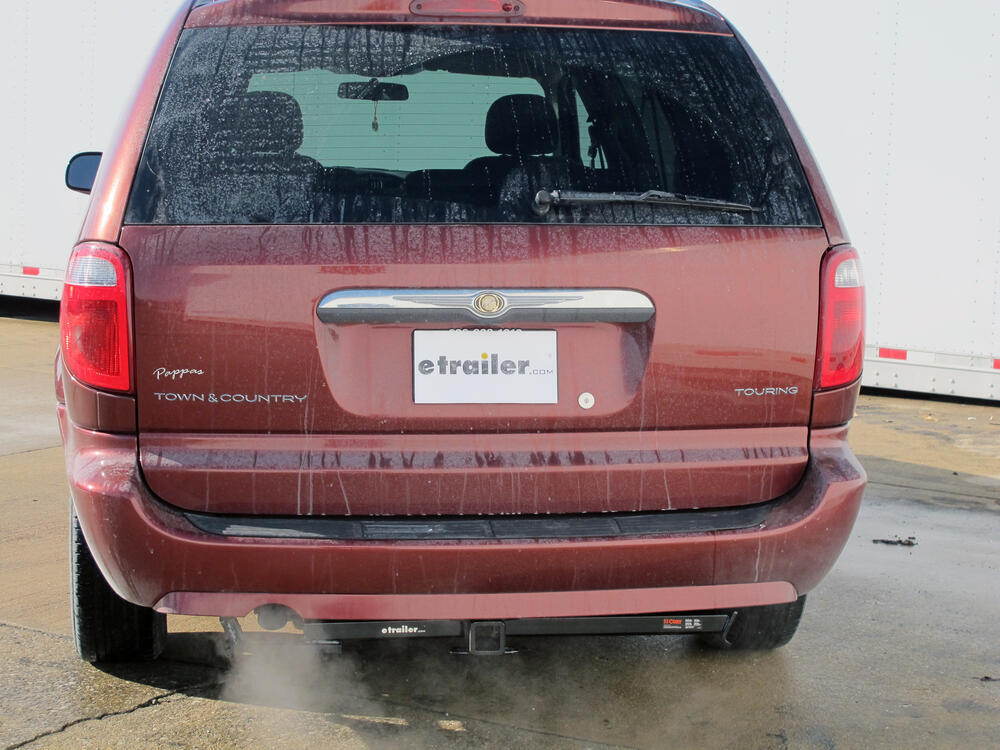2007 chrysler town and country trailer hitch curt. Black Bedroom Furniture Sets. Home Design Ideas