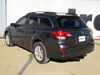 Curt 2 Inch Hitch Trailer Hitch - 13390 on 2012 Subaru Outback Wagon
