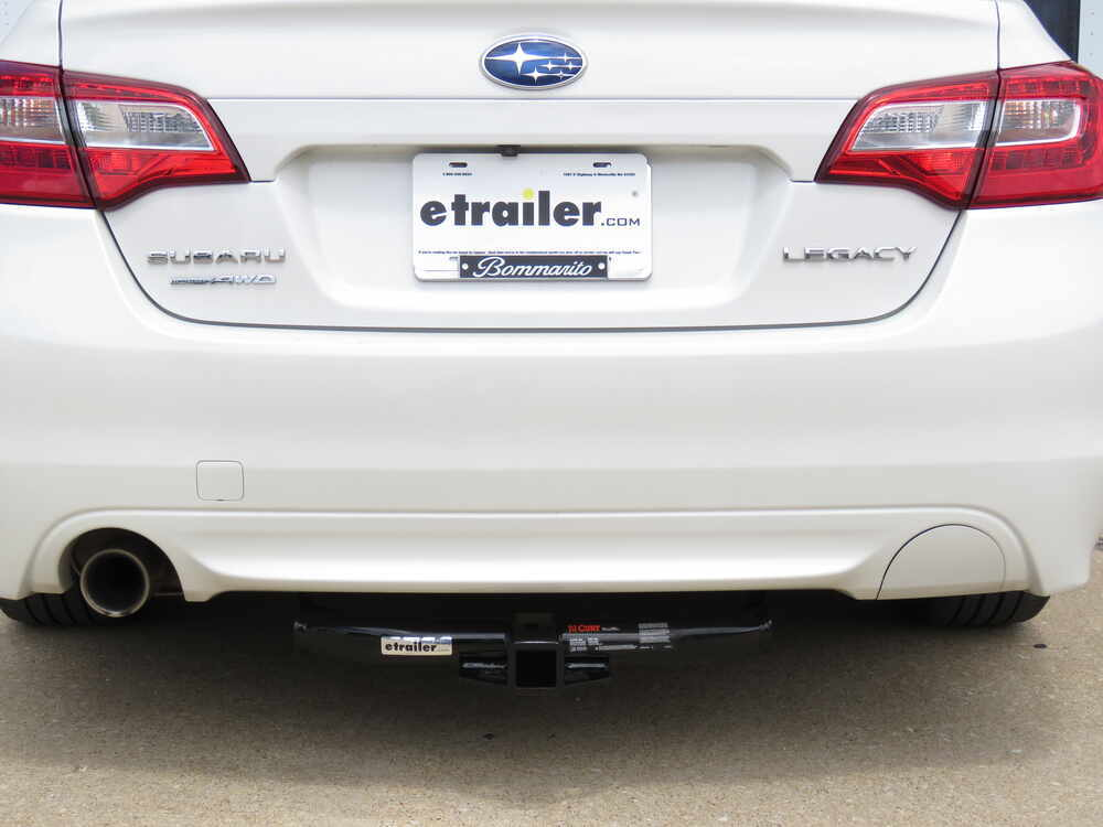 2019 Subaru Legacy Trailer Hitch Curt