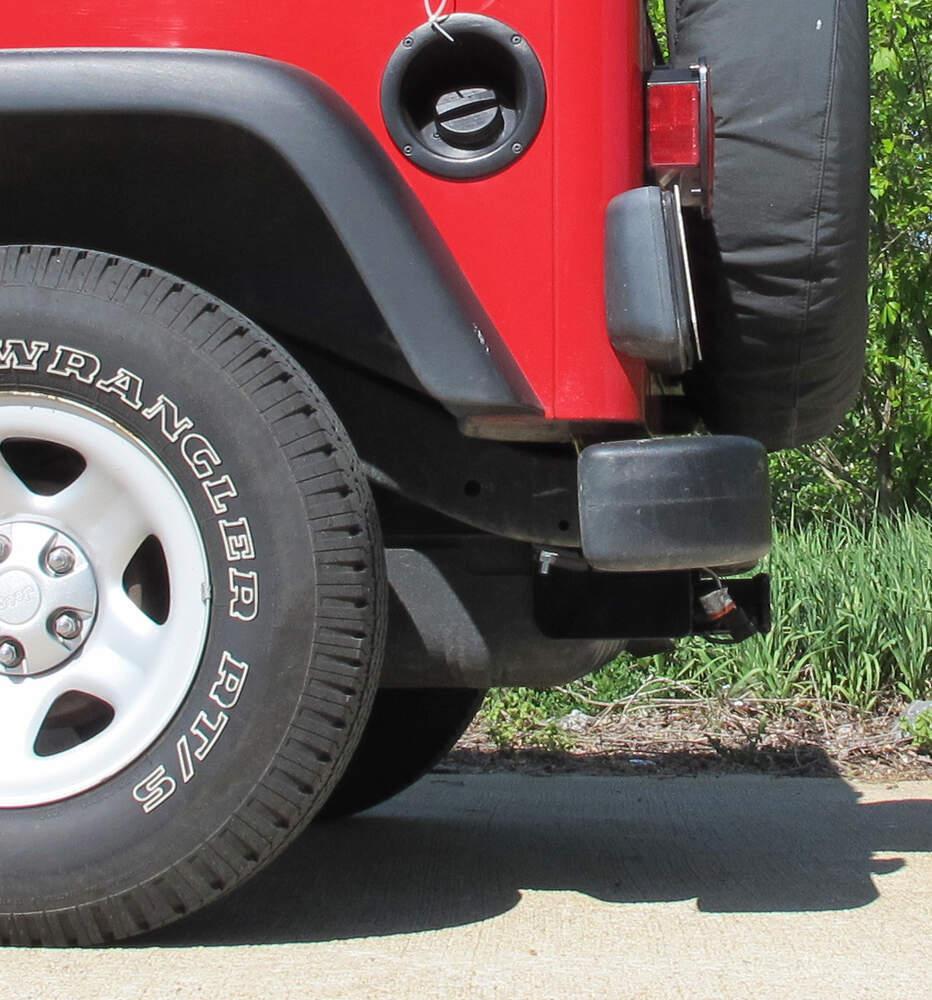 2003 Jeep Wrangler Trailer Hitch