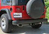 Curt Custom Fit Hitch - 13408 on 2005 Jeep Wrangler
