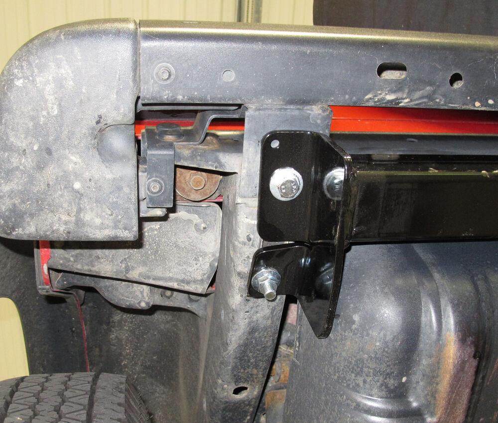 1997 Jeep Wrangler Trailer Hitch