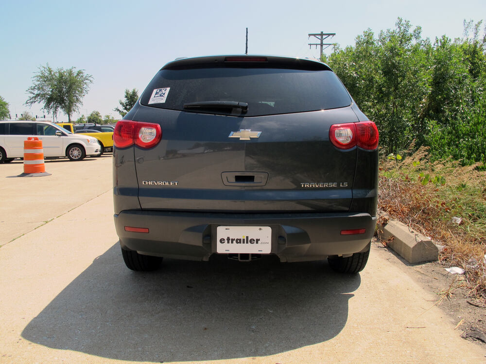 2009 Chevrolet Traverse Curt Trailer Hitch Receiver