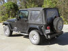 Curt Custom Fit Hitch - 13430 on 2006 Jeep Wrangler