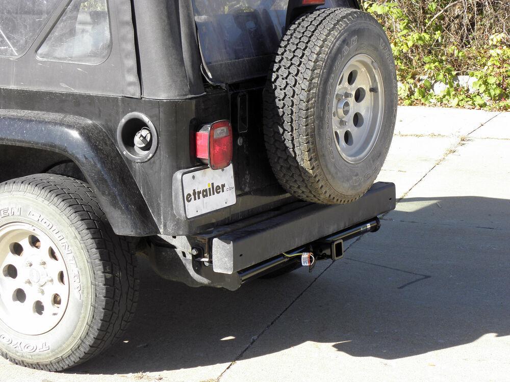 2001 Jeep Wrangler Trailer Hitch