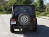 Curt Trailer Hitch - 13430 on 2006 Jeep Wrangler