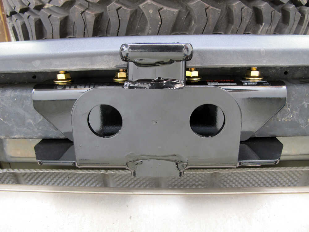 2014 Jeep Wrangler Unlimited Trailer Hitch