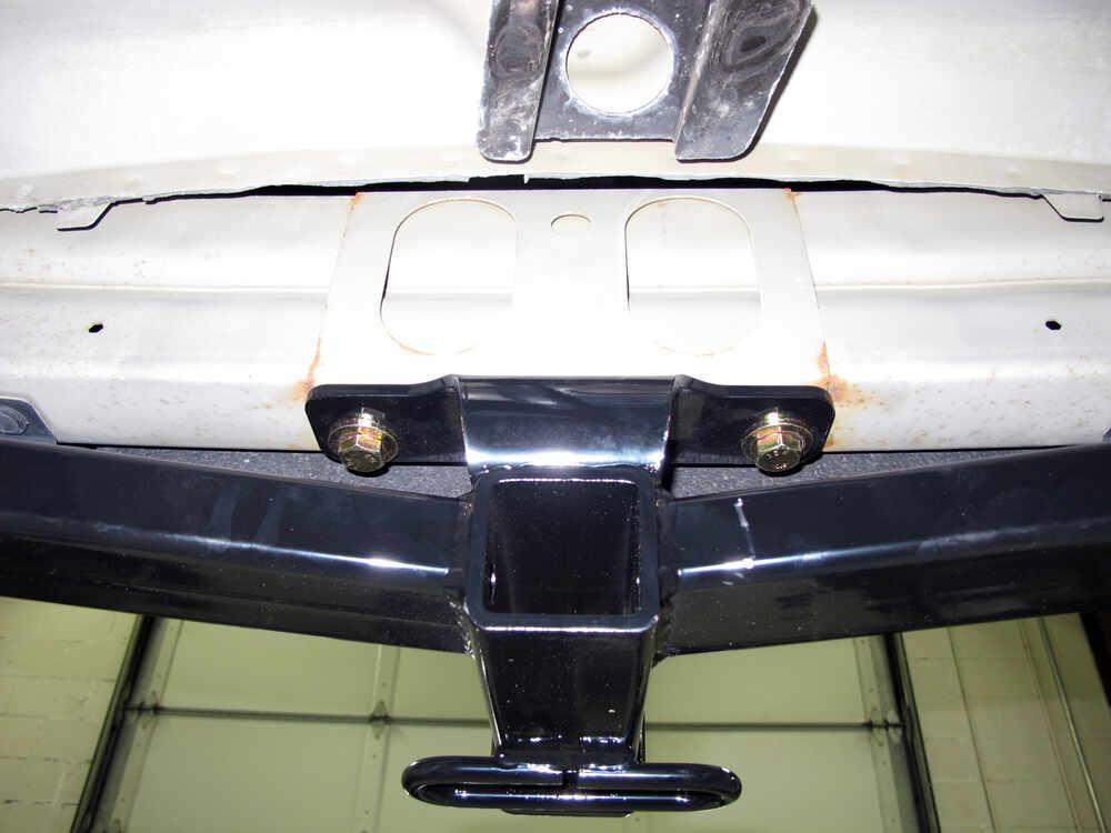Suzuki Xl Trailer Hitch Installation