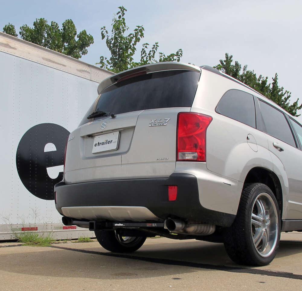 Suzuki Xl Trailer Hitch Installion