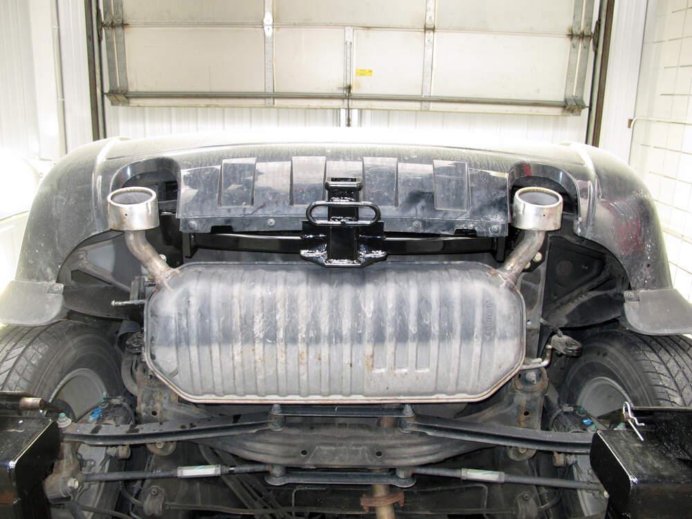 2007 Hyundai Tucson Curt Trailer Hitch Receiver Custom