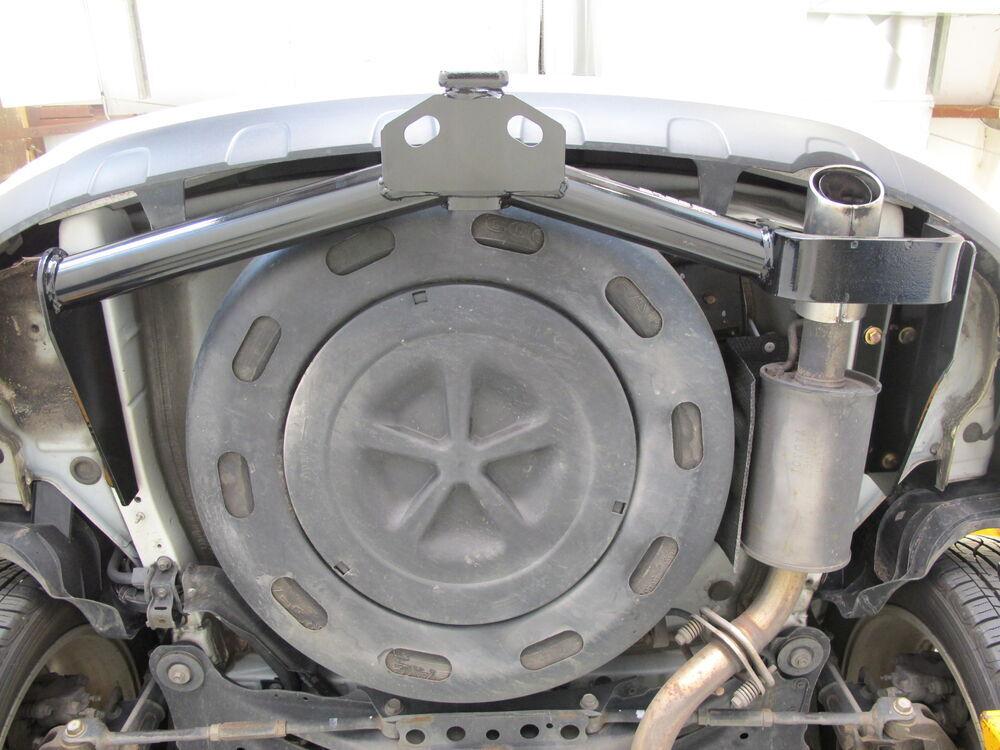 2007 Lexus RX 350 Trailer Hitch - Curt
