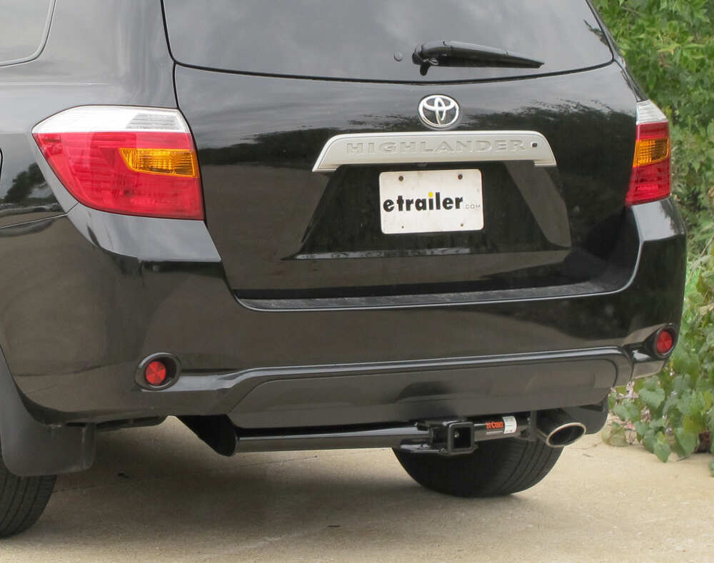 2010 toyota highlander curt trailer hitch receiver. Black Bedroom Furniture Sets. Home Design Ideas