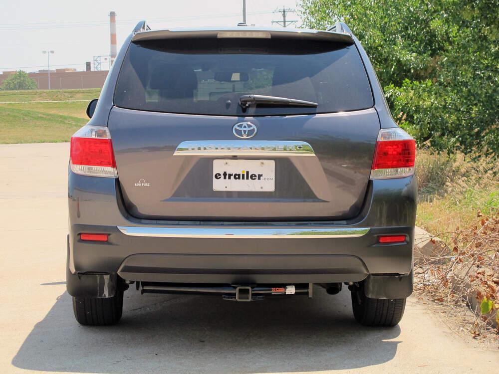 2012 Toyota Highlander Trailer Hitch