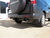 2005 honda cr-v trailer hitch curt class iii in use