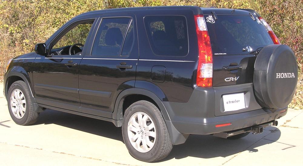 Honda Odyssey Trailer Hitch >> 2006 Honda CR-V Trailer Hitch - Curt