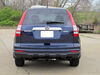 Curt Custom Fit Hitch - 13555 on 2011 Honda CR-V