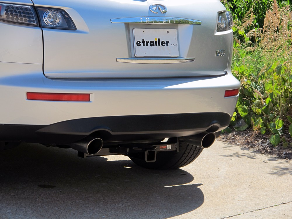 Infiniti Fx on Infiniti Fx35 Trailer Hitch