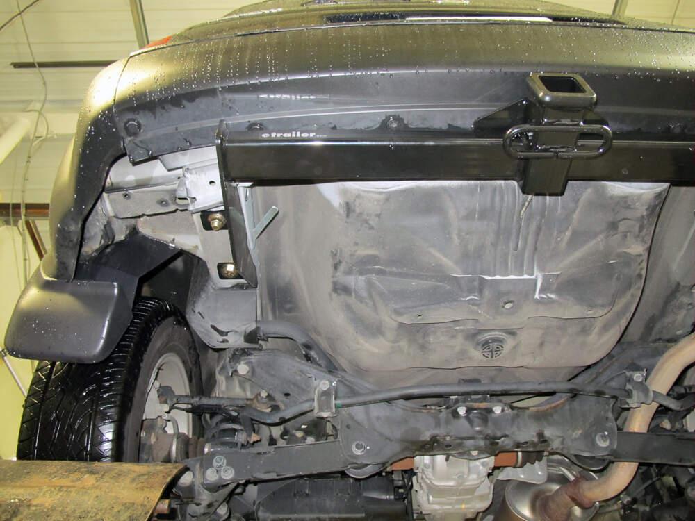 2006 Honda Element Curt Trailer Hitch Receiver - Custom ...