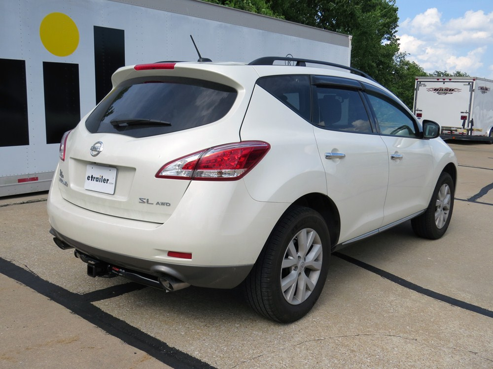 2011 nissan murano curt trailer hitch receiver custom. Black Bedroom Furniture Sets. Home Design Ideas