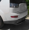 Curt Visible Cross Tube Trailer Hitch - 13581 on 2007 Mitsubishi Outlander