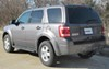 "Curt Trailer Hitch Receiver - Custom Fit - Class III - 2"" 2 Inch Hitch 13650 on 2011 Ford Escape"