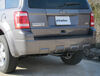 "Curt Trailer Hitch Receiver - Custom Fit - Class III - 2"" 3500 lbs GTW 13650 on 2011 Ford Escape"